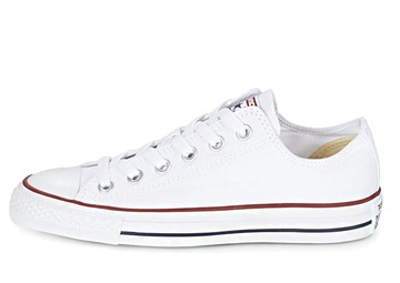 CONVERSE ALL STAR LOW BLANCAS