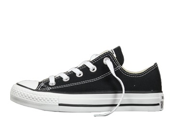 CONVERSE ALL STAR LOW NEGRAS Y BLANCAS