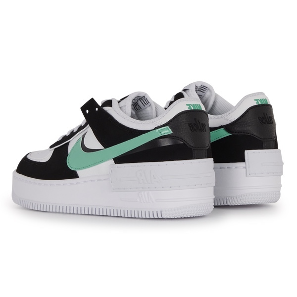 air force 1 shadow blanco y negro
